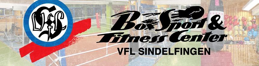 Website des Boxsport-Centers Sindelfingen